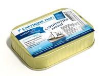 Sardines au Naturel Capitaine Nat'