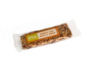2Bio Energybar Nuts & Seeds 40g