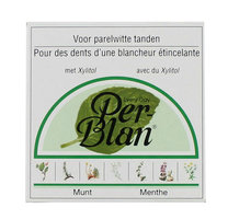 Perblan Poudre dentifrice menthe CE 30gr