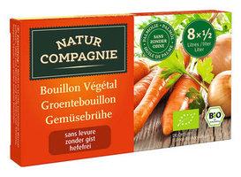 Natur Compagnie Bouillon vég. sans levure 8pcs
