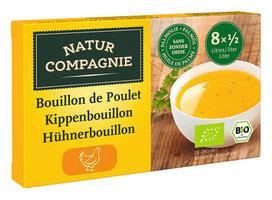Natur Compagnie Bouillon cubes volaille 8pcs