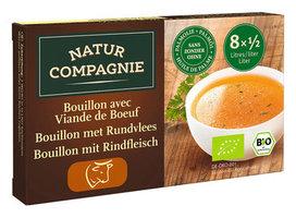 Natur Compagnie Bouillon cubes boeuf 8pcs