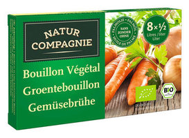 Natur Compagnie Bouillon végétale cubes 8pcs