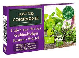 Natur Compagnie Cubes aux herbes de provence 80gr