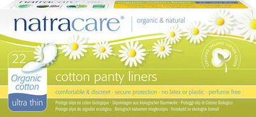 Natracare Protège-slip ultra thin 22pcs