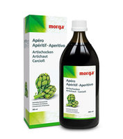 Morga Holle apero-sirop d'artichaut 380ml