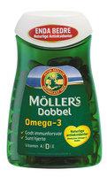 Möller's Double Omega-3 capsules 112pcs