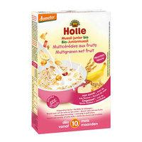 Holle Bouillie céréales fruits>10m 250gr