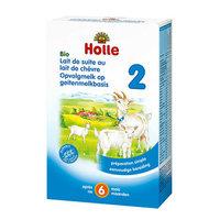 Holle Lait de suite chèvre 2 >6m 400g