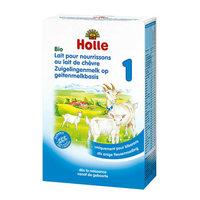 Holle Lait pour nourrissons chèvre 1 400gr