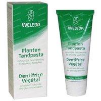 WELEDA Dentifrice aux Plantes (Vert)75ml