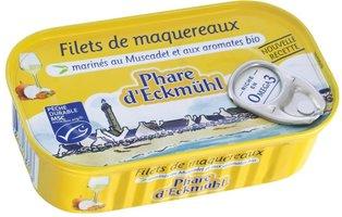 PH Maqr.Filets Muscadet 118g