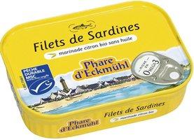PH Sardines Filet Sce. Citron 90g