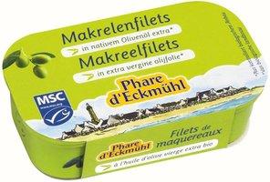 PH Filet Maquereaux H Olive 118g