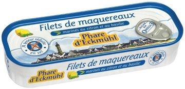 PH Filets de Maq Citr.-Basil. 130g