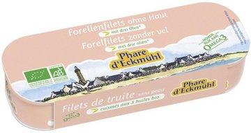 PH Filets de Truite  3 Huiles 130g