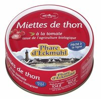 PH Miettes de thon / tomate 160g
