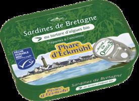 PH Sardine au Tart. d' Algues 135g