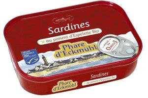 PH Sardines Poivre Piquante 135g