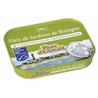 PH Filets de Sardines Hle. Olive 100g