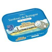 PH Sardines Naturel 135g