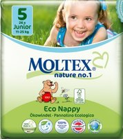 MOLTEX Couche JUNIOR (26pcs/11-25kg/Nr5)