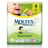 MOLTEX Couche MAXI (30pcs/7-18 kg/Nr4)