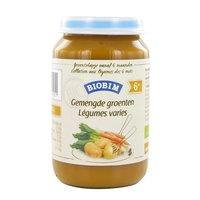 JOANNUSMOLEN Biobim Légumes Variés (>6 mois) sans gluten - sans lactose 200g