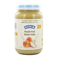 JOANNUSMOLEN Biobim Pêche-Fruit (>6 mois) sans gluten - sans lactose 200g