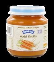 JOANNUSMOLEN Biobim Puree Carotte (>4 mois) sans gluten - sans lactose 125g