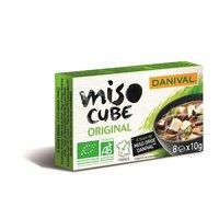 DANIVAL Miso Cube 8x10g
