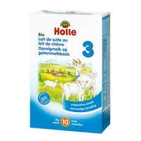 Holle Lait de suite chèvre 3 >10m 400gr