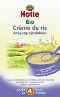 Holle Crème de riz >4m 250gr