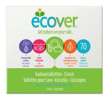 Ecover Tablettes lave-vaisselle 70pcs