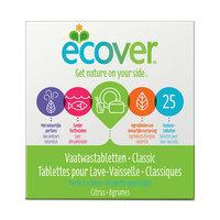 Ecover Tablettes lave-vaisselle 25pcs