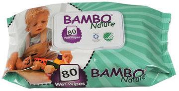 Bambo Nature Lingettes bébé 80pcs