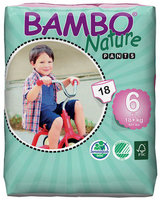 Bambo Nature Culottes 6xl 18+kg 20pcs