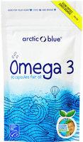 Arctic Blue Omega 3 capsules MSC 90pcs