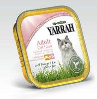 YARRAH Chat Alucup paté saumon 100g