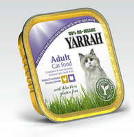 YARRAH Chat Alucup paté poulet 100g