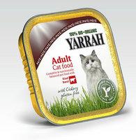 YARRAH Chat Alucup paté boeuf 100g