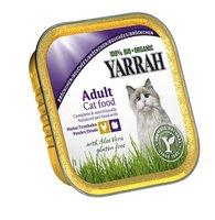 YARRAH Cat Chunks Poule Dinde cup/100g