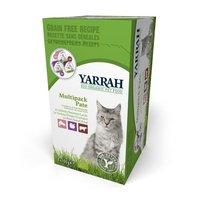 YARRAH Cat Multipack paté 8 x100g