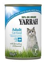 YARRAH Cat Terrine Poisson boite/400g