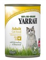 YARRAH Cat Terrine Poulet boite/400g