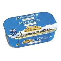 PH Macquereaux Filets Naturel 113g
