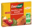 Evernat Bouillon cubes de volaille 6pcs